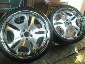 Lowenhart 20in Rims for Sale in Chicago, IL
