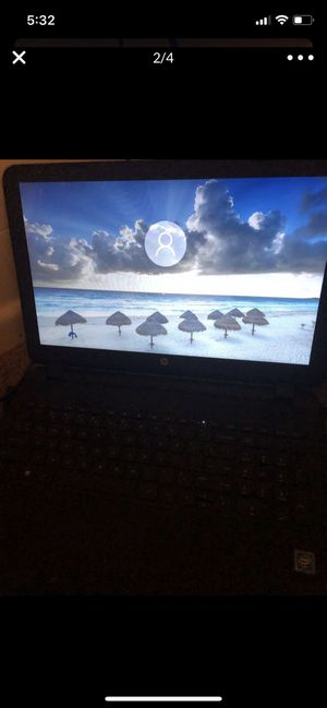 HP touchscreen laptop for Sale in Morgantown, WV