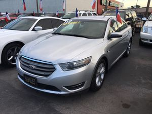 13 Ford Taurus $1500 down!!! We finance for Sale in Houston, TX