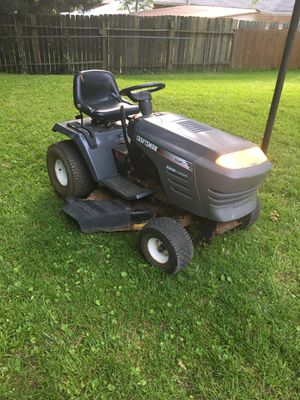 Craftsman riding mower for Sale in Forest Park, GA