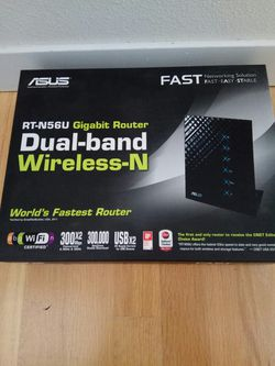 ASUS RT-N56U Router for Sale in Kirkland,  WA