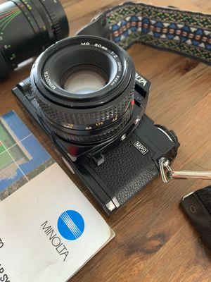 **MINOLTA X-700 Film Camera** for Sale in Miami, FL