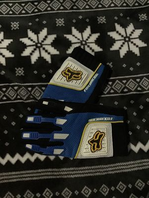 FOX RACING GLOVES for Sale in Nuevo, CA
