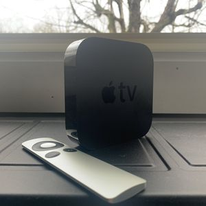 Apple TV with new remote *works perfectly* make offer for Sale in Nashville, TN