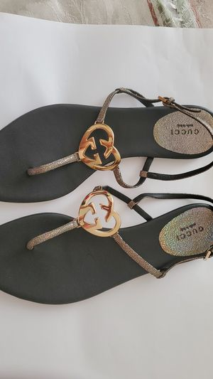 Gucci thong sandals for Sale in Poway, CA