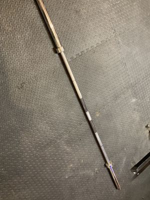 Olympic Barbell for Sale in Schaumburg, IL