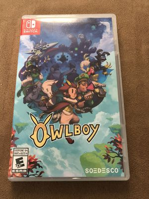 Nintendo Switch Game- Owl Boy for Sale in Corona, CA