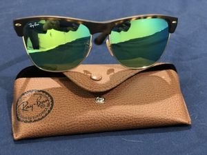 Rayban Green Mirrorred Sunglasses for Sale in San Francisco, CA