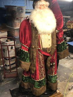 6ft Tall Santa. Mint Condition for Sale in Los Angeles,  CA