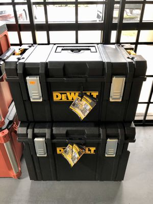 DeWALT 2pc Rolling Tool Boxes for Sale in Garden Grove, CA