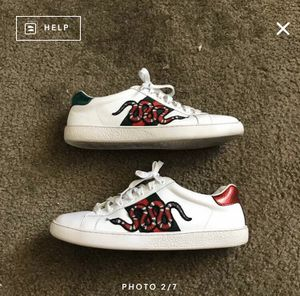 Gucci ace snake embroidered for Sale in Palm Desert, CA