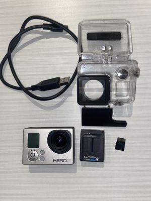 Go Pro Hero 3 White Edition for Sale in Joint Base Lewis-McChord, WA