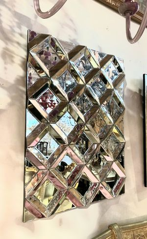 Diamond Mirror Wall Panel for Sale in Lake Forest, CA