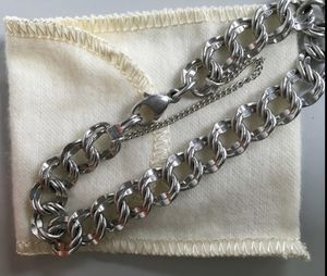 James Avery like new medium heavy double curb bracelet firm on price for Sale in Houston, TX