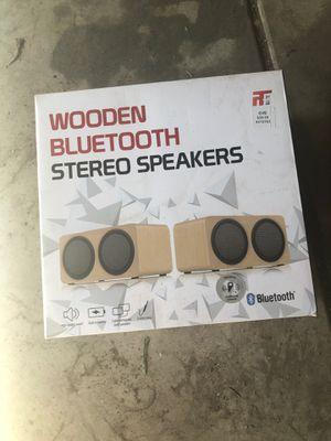 Bluetooth speakers for Sale in Modesto, CA