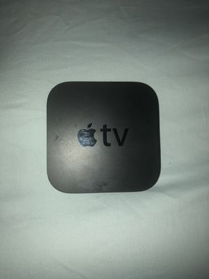 Apple TV Box Without Remote & Cord 3rd Generation for sale for Sale in Lanham, MD