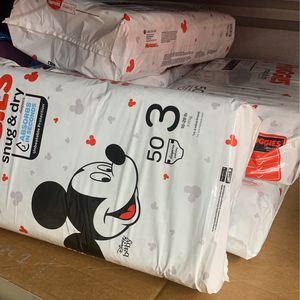 Huggies Size 3 for Sale in Chandler, AZ