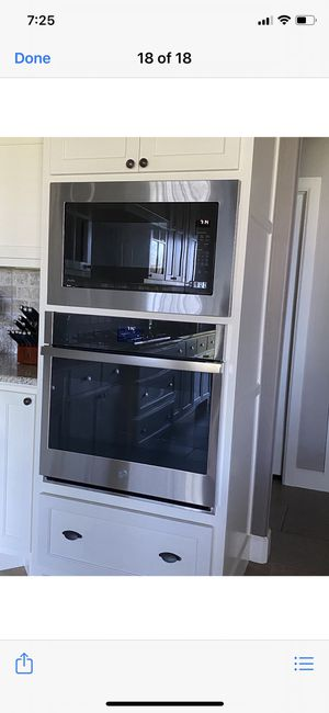 oven and microwave for Sale in Newcastle, OK