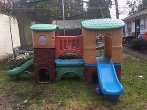 Step 2 Playhouse /Clubhouse. for Sale in Joint Base Lewis-McChord, WA