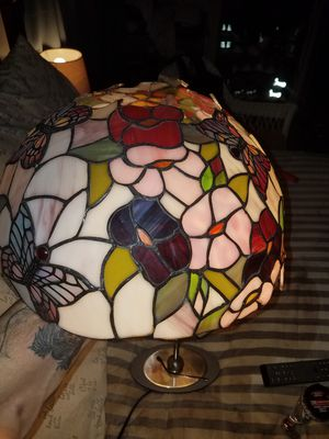 Antique Tiffany original lamp shade for Sale in Chelsea, MA