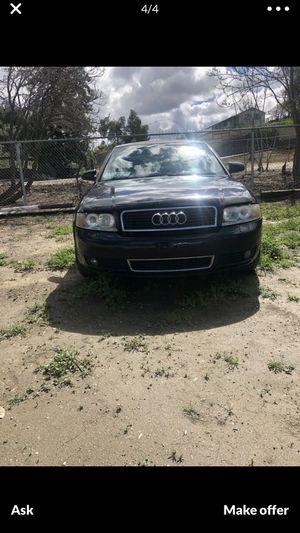 Audi A4 1.8T **PARTS CAR** for Sale in Hemet, CA