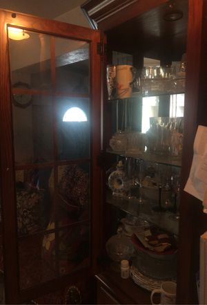 Antique china wall set for Sale in Hollywood, FL