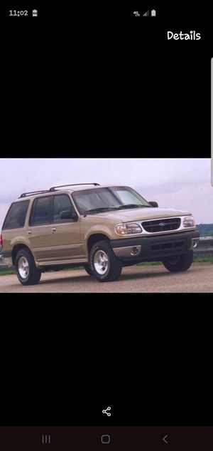 2001 FORD EXPLORER for Sale in Bellaire, OH