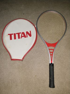 Titan Tennis Racket for Sale in Richardson, TX