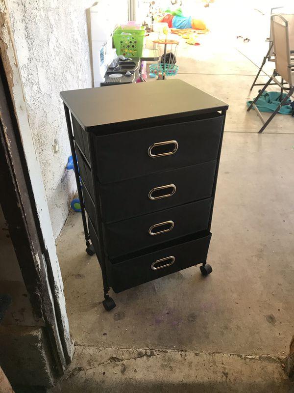 4 drawer cart