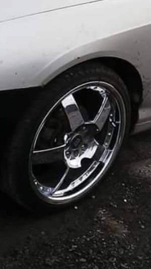 "18"" 4 lug universal for Sale in Sunbury, PA"