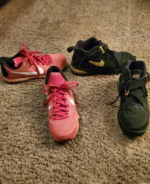 Mens Nike Shoe Bundle Deal for Sale in Bakersfield, CA