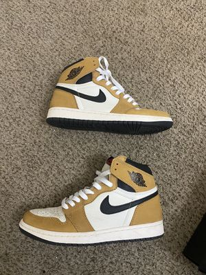 Nike Air jordan 1 retro high Rookie of the year for Sale in Fresno, CA