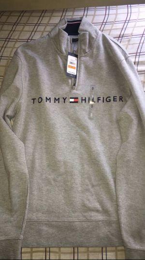 Tommy Hilfiger Men's Quarter-Zip Pullover $40 for Sale in Reisterstown, MD