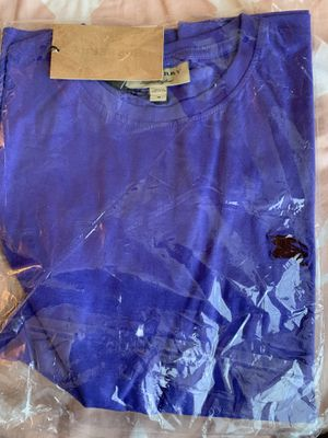 Burberry cotton tee size M for Sale in Durham, NC