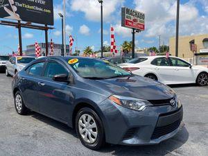 2014 Toyota Corolla for Sale in Miami, FL