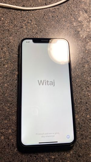 iPhone X 64g metro/Tmobile for Sale in Palm Bay, FL