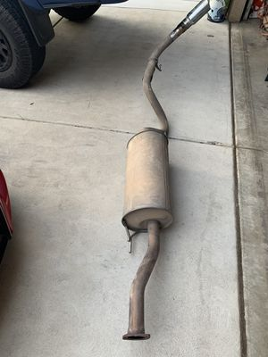 2017 Toyota Tacoma Trd sport exhaust for Sale in Fresno, CA