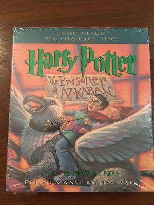Harry Potter Prisoner of Azkaban audiobook for Sale in Wayland, MA