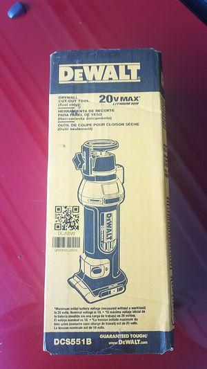 DEWALT **Drywall cut out tool for Sale in San Antonio, TX