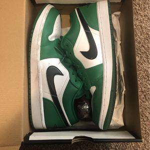 Air Jordan Low Green for Sale in Las Vegas, NV