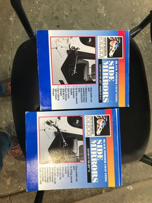 CJ Jeep Side Mirrors X2 sets for Sale in Inglewood, CA