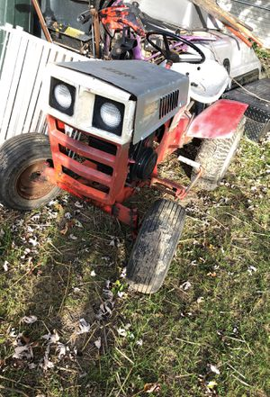Tractor with plow for Sale in Avon Lake, OH