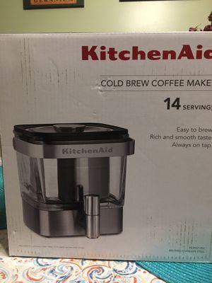 KitchenAid cold brew coffee maker for Sale in Azusa, CA
