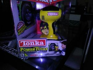 Never used Tonka power tools $10 for Sale in Vero Beach, FL