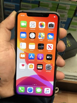 Apple IphoneX 64GB unlocked for Sale in The Bronx, NY