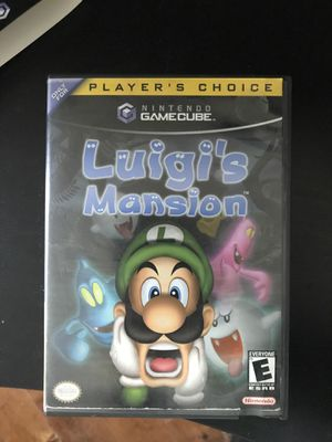 Luigi's mansion Case only for Sale in Mission Viejo, CA