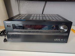 Onkyo TX-NR509 Receiver and Remote for Sale in San Diego, CA