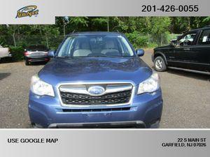 2015 Subaru Forester for Sale in Garfield, NJ
