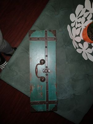 Rustic wall mount shelf for Sale in Takoma Park, MD