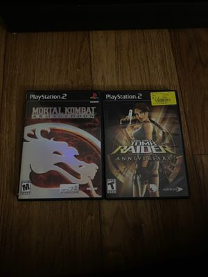 Ps 2 games for Sale in Chandler, AZ
